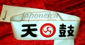 Hachimaki, japanese headband for taikodrummers